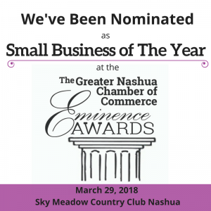 Small Business Nomination Award
