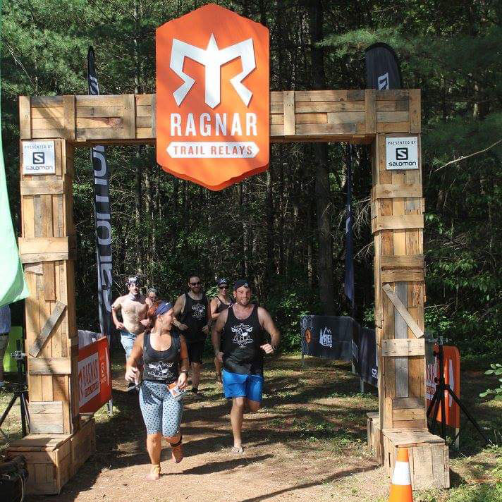 Ragnar Trail Relay - interview with Ragnar Ambassador Niki Leonard how to run, prepare for, and recover from a Ragnar Relay Race