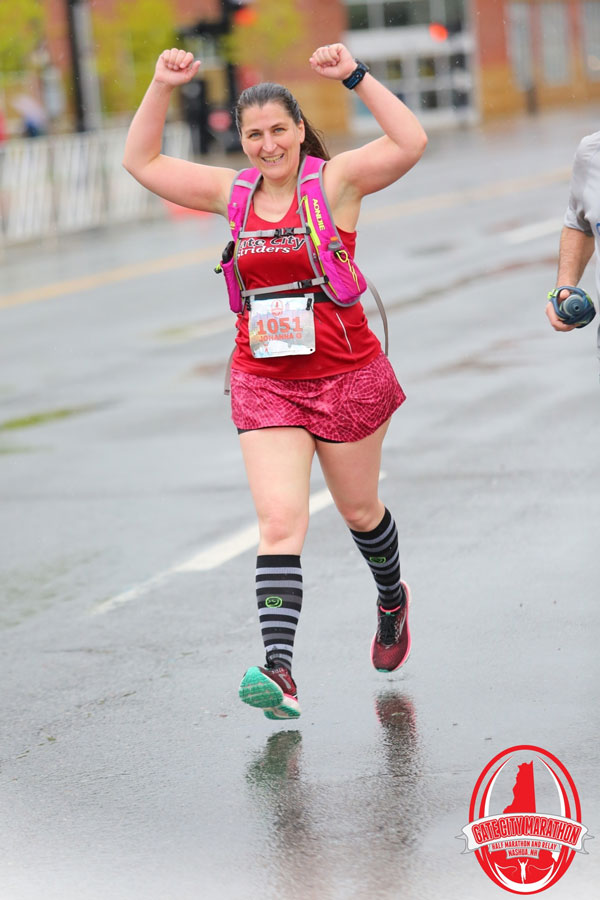 Gate City Marathon Johanna Half Marathon
